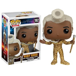 The Fifth Element Ruby Rhod Pop! Vinyl Figure