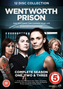 Wentworth Prison - Season 1-3