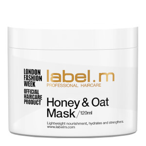 label.m Honey and Oat Treatment Mask 120ml