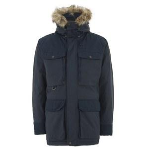 Fjallraven Men's Polar Guide Parka Jacket - Navy