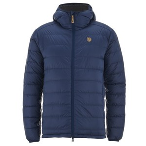 Fjallraven Men's Pak Down Jacket - Blueberry