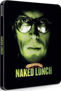 Naked Lunch - Zavvi Exclusive Limited Edition Steelbook (UK EDITION)