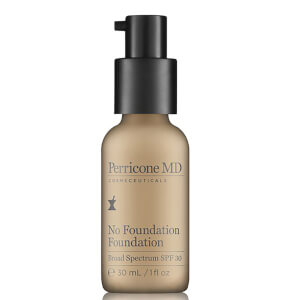 "Maquillaje Perricone MD ""No Foundation"" No 2 - piel clara/mediana (30ml)"