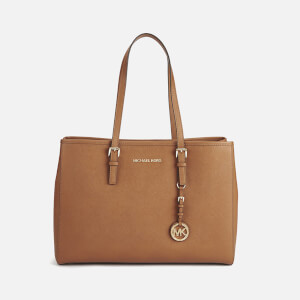 MICHAEL MICHAEL KORS Women's Jet Set Large Tote - Luggage