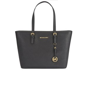 MICHAEL MICHAEL KORS Women's Jet Set Travel Tote - Black