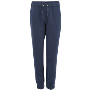 French Connection Women's Runaway Drape Trousers - Nocturnal