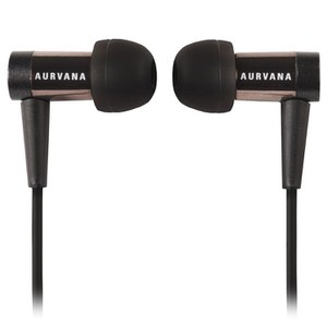 Creative Aurvana In-Ear3 Plus Noise Isolating Earphones with In-Line Mic - Silver