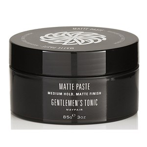 Gentlemen's Tonic Hair Styling Matte Paste (85 g)