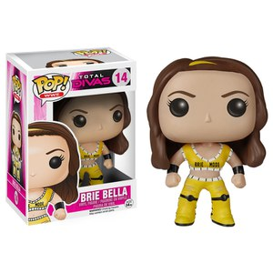 Figurine Brie Bella WWE Total Divas Funko Pop!