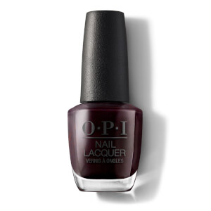 Laca de uñas Classic de OPI - Midnight in Moscow (15 ml)