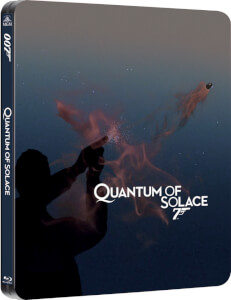 Quantum of Solace Blu-ray Steelbook - Zavvi UK Exclusive Limited Edition Steelbook
