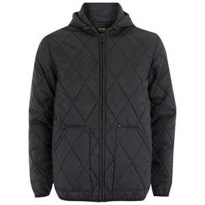 OBEY Clothing Men's Transit City Hooded Jacket - Black