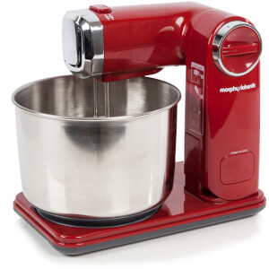 Morphy Richards 400403 Folding Stand Mixer - Red
