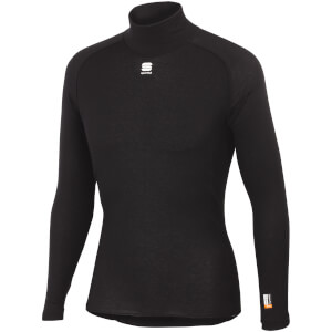 Sportful Shift Long Sleeve Baselayer - Black
