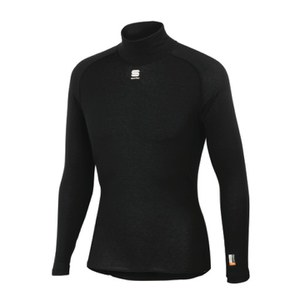 Sportful Shift Long Sleeve Base Layer - Black