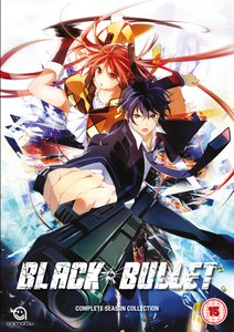 Black Bullet - Complete Season Collection