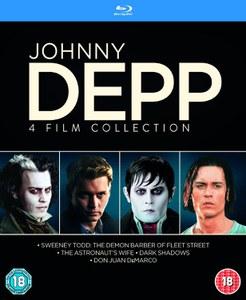 Johnny Depp Collection -édition très limitée