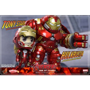 Hot Toys Avengers Age of Ultron Series 2.5 Mini Figures Box Set