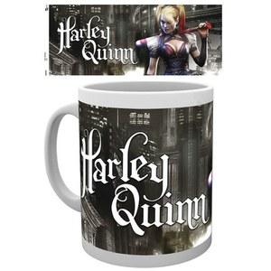 DC Comics Batman Arkham Knight Harley Quinn - Mug