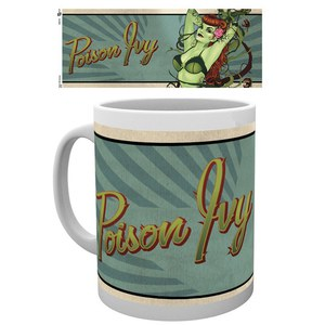 DC Comics Poison Ivy Bombshells - Mug