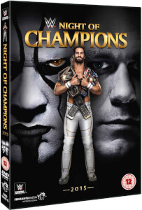 WWE: Night Of Champions 2015