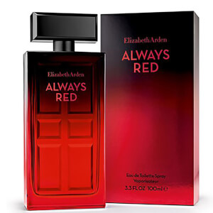 Eau de toilette Always Red d'Elizabeth Arden (100 ml)