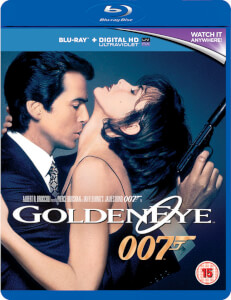 Golden Eye (Includes HD UltraViolet Copy)