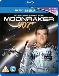 Moonraker (Includes HD UltraViolet Copy)