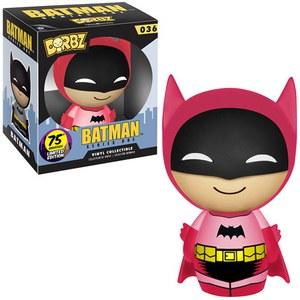 DC Comics Batman 75th Anniversary Pink Rainbow Batman Dorbz Action Figure