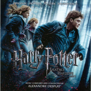 Harry Potter and The Deathly Hallows - Part 1 Original Soundtrack OST (2LP) - Limited Coloured Vinyl (400 Only)