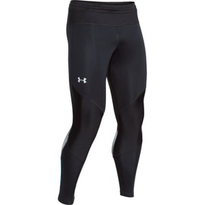 Under Armour Men's Run Windstopper Leggings - Black