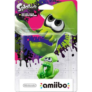Inkling Squid amiibo (Splatoon Collection)