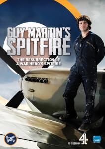 Guy Martin's Spitfire