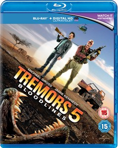 Tremors 5 - Blutlinien