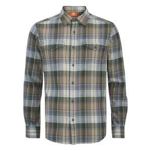 Merrell Excurse Flannel Shirt - Manganese
