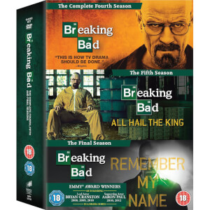 Breaking Bad - Final Seasons Box Set (4-6)
