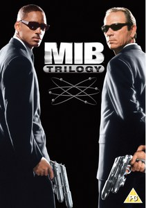 Men in Black 1-3