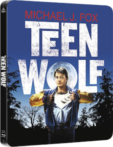 Teen Wolf - Zavvi Exclusive Limited Edition Steelbook (Limited to 2000 Copies)