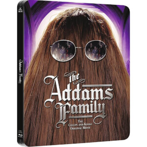 Addams Family - Zavvi UK Exclusive Limited Edition Steelbook (Limited to 2000 Copies)