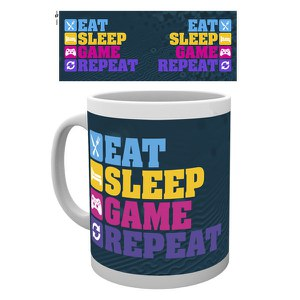 Gaming Eat Sleep - Mug