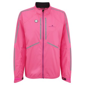 RonHill Women's Vizion Photon Jacket - Pink/Wildberry