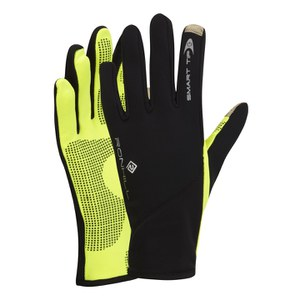 RonHill Sirocco Glove - Black/Yellow