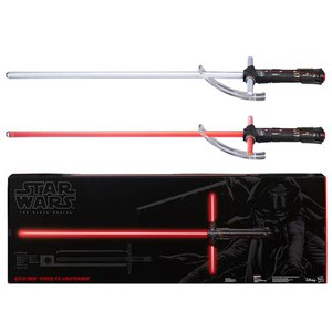 Hasbro Star Wars The Force Awakens Kylo Ren FX Deluxe Lightsaber