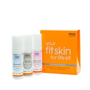 Mio Skincare Your Fit Skin for Life Kit - US