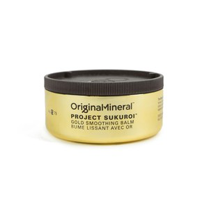 Original & Mineral Projekt Sukuroi Gold Smoothing Balm (100ml)