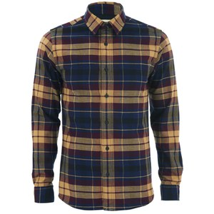 Selected Homme Men's George Shirt - Winetasting