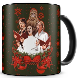 Star Wars Taza Rebels Choir Christmas Ver.