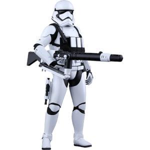 Hot Toys Star Wars: El Despertar de la Fuerza - Primera Orden Heavygunner Stormtrooper - Figura a Escala Sexta
