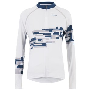 Primal Women's Camille Long Sleeve Jersey - White