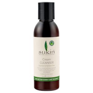 Hidratante facial de Sukin(Cap) 125 ml